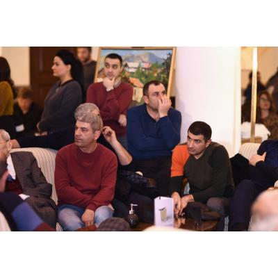 Движение 'Деоккупация Гадрута' встало на официальные рельсы