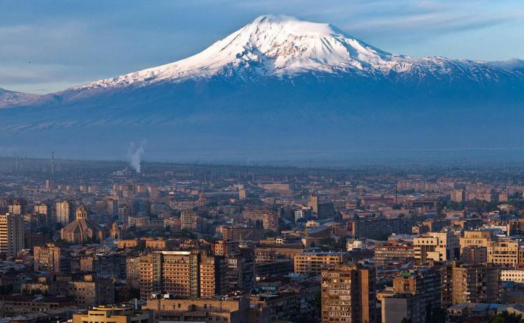 Армения вошла в мировую карту туристических слоганов британского портала