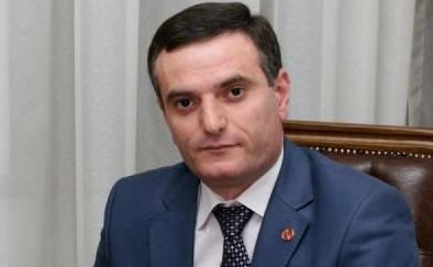Артак Закарян: В Петербурге Армения намерена обсудить имплементацию венских договоренностей