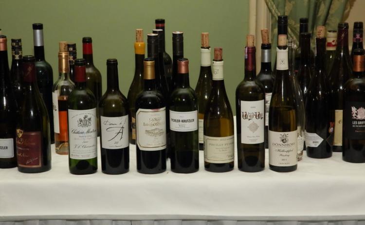 Армения увеличила за первый квартал производство коньяка, вина и шампанского