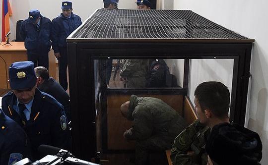 В связи с делом об убийстве семьи Аветисян представлено обращение в Конституционный суд
