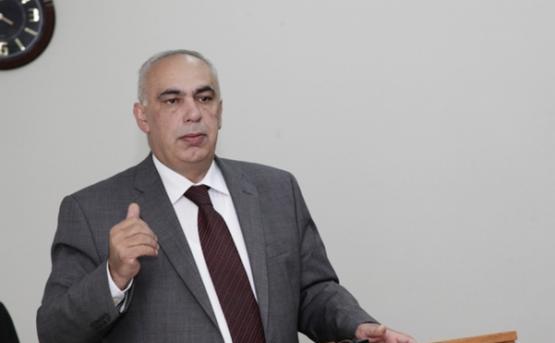 Артур Агабекян освобожден от должности вице-премьера НКР