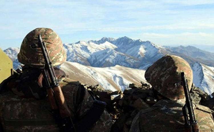 Солдат АО НКР получил смертельное огнестрельное ранение