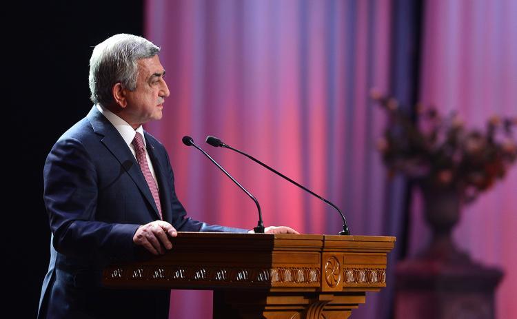 Серж Саргсян: Система местного самоуправления в Армении доказала свою жизнеспособность