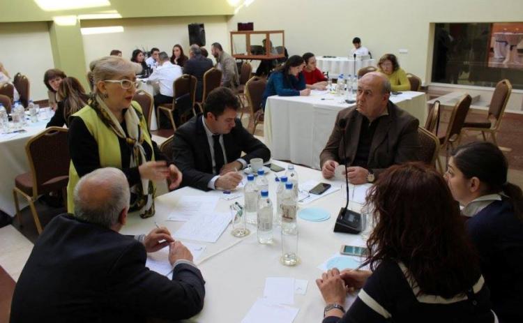 Армения раскрывает таланты