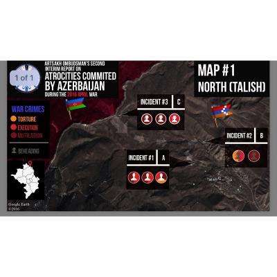 Омбудсмен Арцаха обвиняет Азербайджан