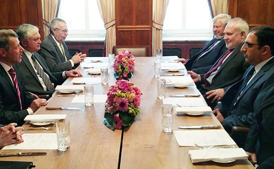 Глава МИД Армении встретился в Мюнхене с сопредседателями Минской группы ОБСЕ