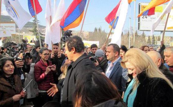 ЦИК Армении не вынесет предупреждение Гагику Царукяну