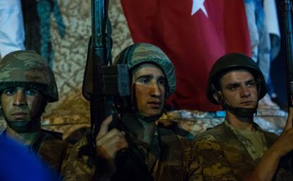 Норвегия предоставила убежище турецким военнослужащим