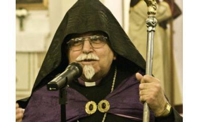 В Армению прибудет местоблюститель Константинопольского патриарха ААЦ