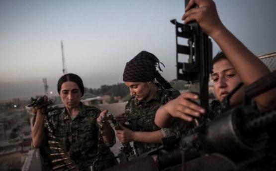 Мы разгромим турецкую коалицию – боец курдского женского отряда в Сирии