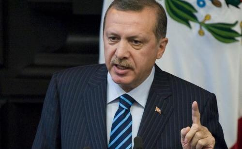 Эрдоган назвал представителей наблюдательской миссии ОБСЕ террористами