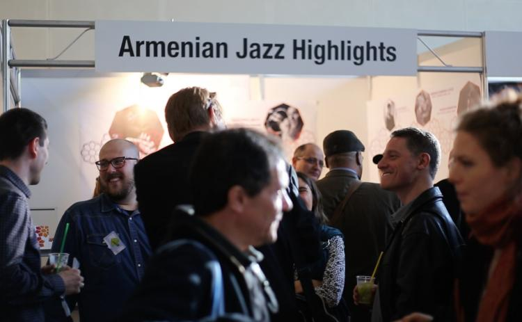 ARMENIAN JAZZ HIGHLIGHTS НА JAZZAHEAD!