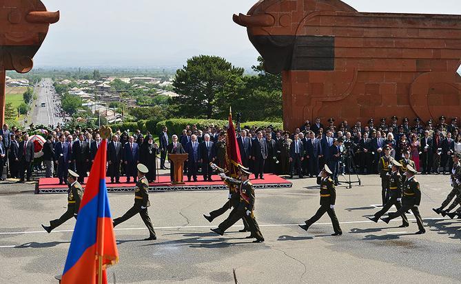 Нацархив Армении опубликует свыше тысячи документов о Первой Республике