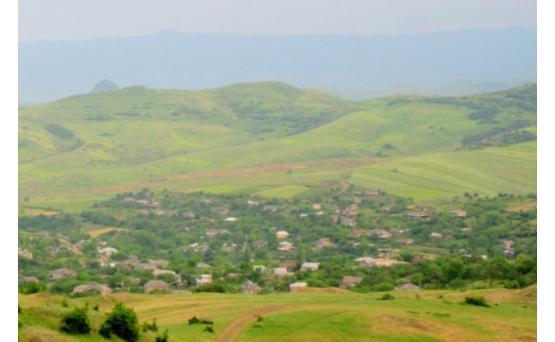 ВС Азербайджана открыли интенсивный огонь по селам Баганис и Коти