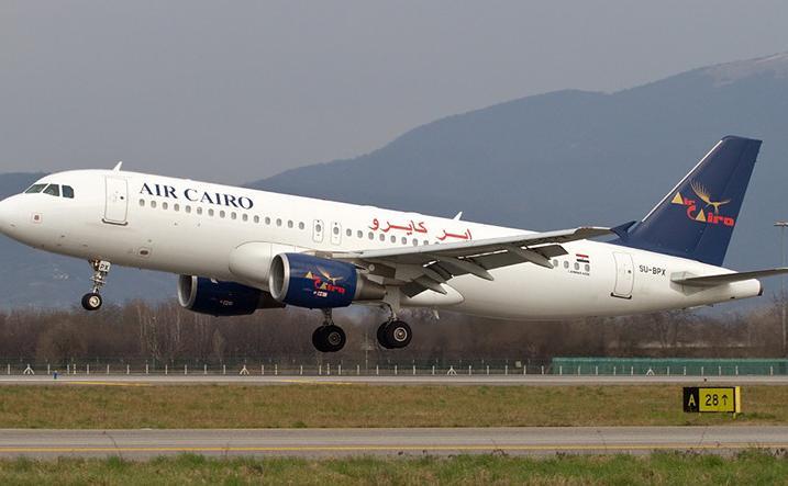 Египетская авиакомпания Air Cairo 20 июня выполнит первый регулярный рейс в Армению