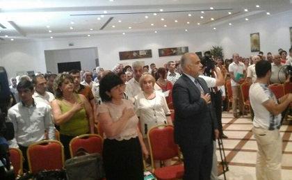Раффи Ованнисян: В Армении нужна Конституционная революция