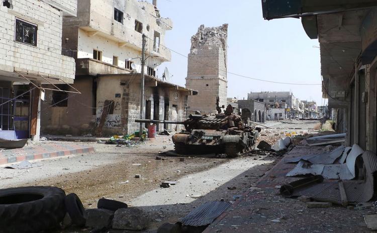 СИРИЯ: УСИЛЕНИЕ КОНКУРЕНЦИИ ВНЕШНИХ ИГРОКОВ