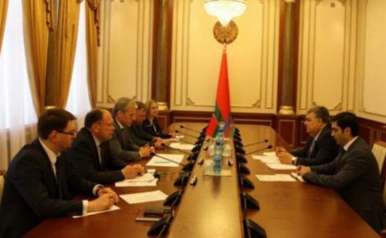 Беларусь и Азербайджан договорились поддерживать друг друга по всей повестке сессии ПА ОБСЕ