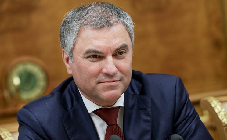 Володин предложил Армении закрепить официальный статус русского языка