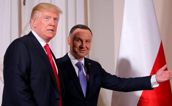 Новая Восточная Европа – для Трампа и Путина? Часть 1
