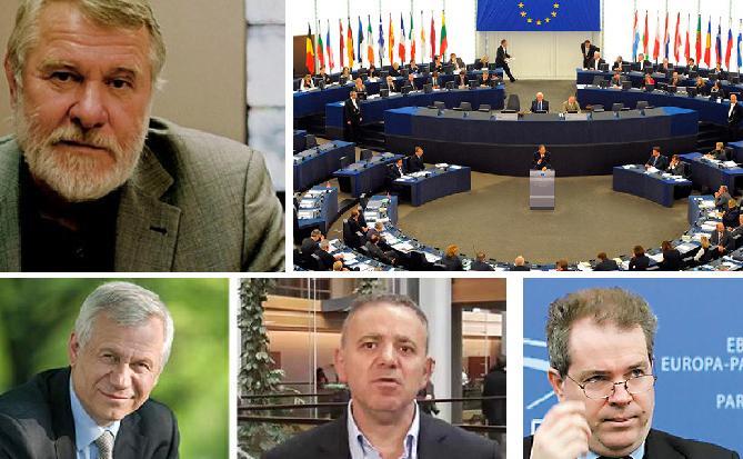 Членам Европарламента впору подавать ответный иск против Азербайджана