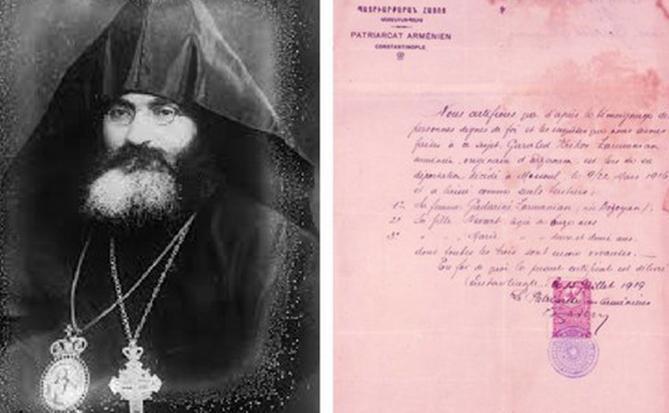 Уникальный документ о Геноциде армян опубликован в Турции