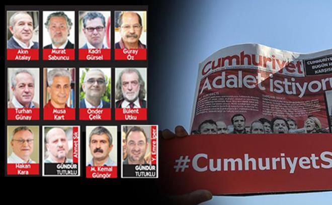 Оппозиционным журналистам в Турции грозит до 43 лет тюрьмы