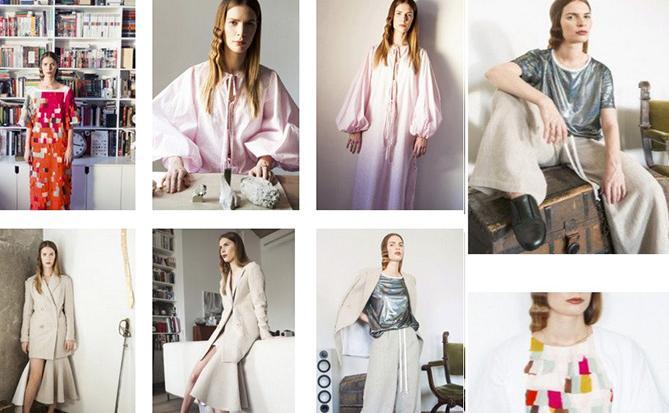 Коллекция одежды от Вардуи Назарян