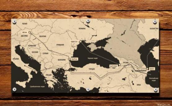 КИТАЙ ВЫШЕЛ НА КАРС: Железная дорога связала Турцию с Каспийским морем