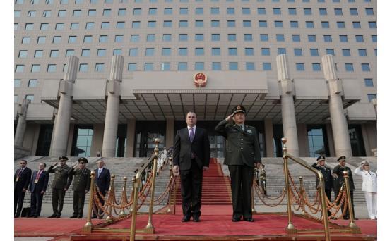 Министры обороны Армении и Китая договорились о расширении сотрудничества