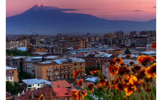 Ереван - в ТОП-5 популярных для туризма городов СНГ