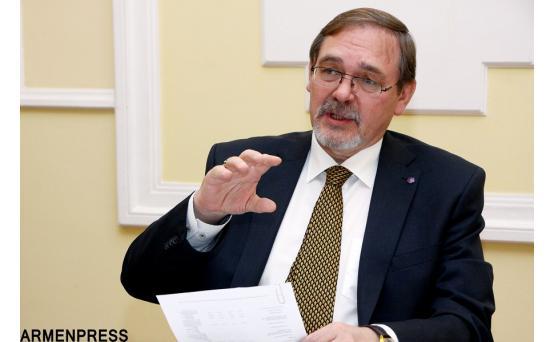 Посол России в Армении принял участие в фестивале имени Арно Бабаджаняна
