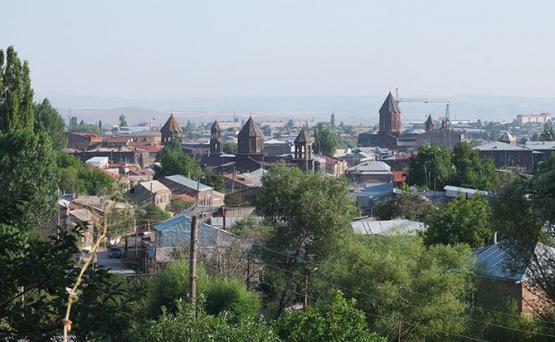 Гюмри - в тройке самых недорогих зарубежных маршрутов из Москвы