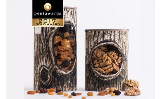 Армянский бренд удостоен награды Pentawards 2017