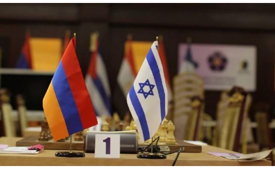 ИЗРАИЛЬ - АРМЕНИЯ: 25 ЛЕТ ДИПЛОМАТИЧЕСКИХ ОТНОШЕНИЙ