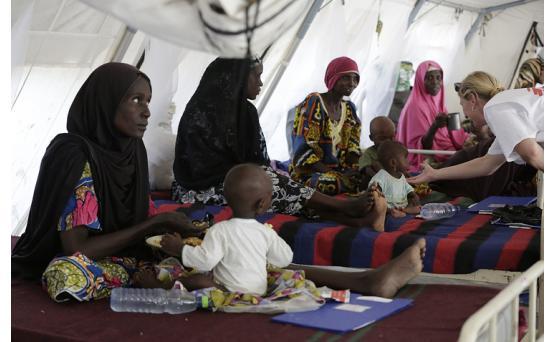 ООН: в мире голодают 815 млн человек