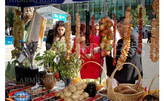 ПРОДУКТЫ НА ЭКСПОРТ: В Ереване состоялась выставка Армпродэкспо 2017