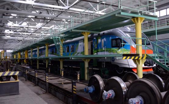 В Армению доставлен современный электропоезд высокого класса