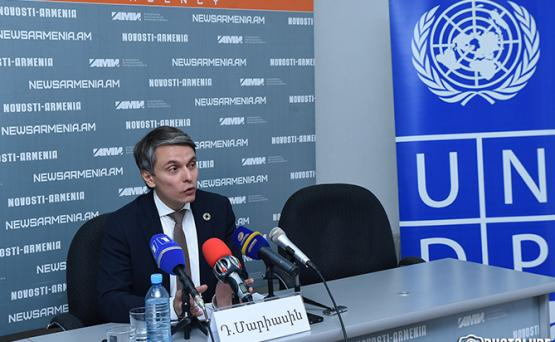 Инновационная лаборатория по целям устойчивого развития будет запущена в Армении