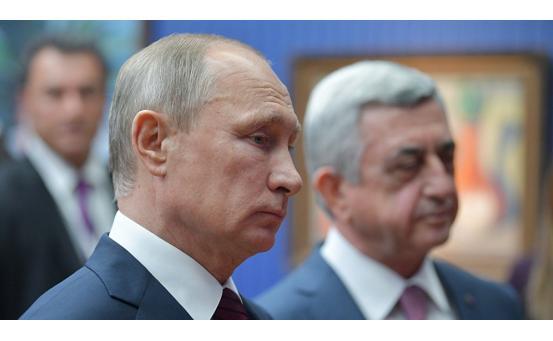 Путин: Российско-армянский диалог успешно развивается, наполняется реальными делами и планами на будущее