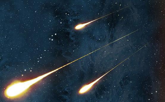В ночь с 13 на 14 декабря можно будет наблюдать метеоритный дождь