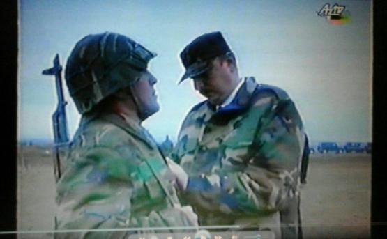 Убит награжденный Алиевым военнослужащий