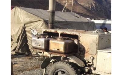 Застрявшие на российско-грузинской границе граждане Армении обеспечены горячей пищей