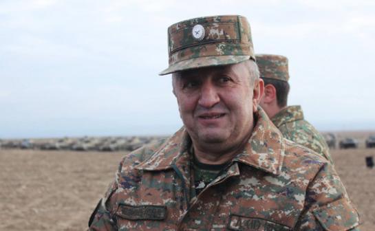 Армянская армия сейчас сильнее, чем была в прошлом – Мовсес Акопян