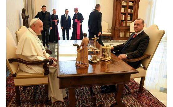 АНГЕЛЫ И ДЕМОНЫ: Уроки Папы Римского турецкому президенту - и не только ему