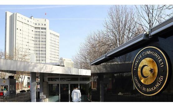 Анкара отреагировала на признание Геноцида армян парламентом Нидерланд