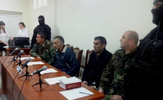 МЕНТЫ В ПРАВОЗАЩИТЕ: В Баку наконец-то откопали организацию, согласившуюся выступить в защиту убийц и диверсантов