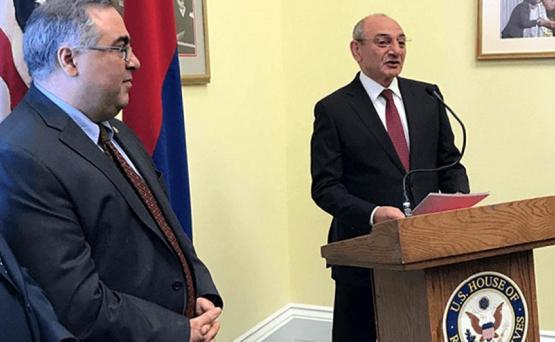Среда безопасности Армении меняется