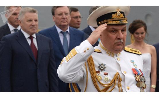 АДМИРАЛ АВАКЯНЦ, ГЛАВА ЛУЧШЕГО ФЛОТА РОССИИ